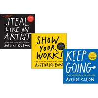 Austin Kleon (3 books) Collection by Austin Kleon