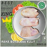 fillet paha ayam kulit /Boneless paha kulit (Fresh/Frozen)