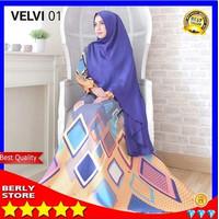 Baju Gamis Syari Wanita Pesta Jubah Muslim Katun TERMURAH Terbaru Adem