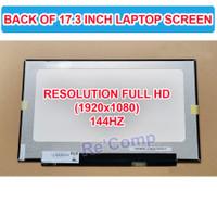 LED LCD Asus ROG Strix SCAR 2 GL704 GL704G 17.3 INCH FULL HD 144HZ