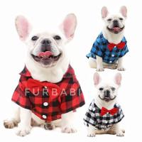 Kemeja Baju Anjing Kucing Kostum Dog Cat Pet Hewan XS S M L XL 3XL 4XL - Merah, 4XL