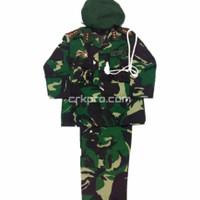 Baju TNI AD Cilik / Baju Profesi TNI Cilik / Baju Karnaval TNI Cilik