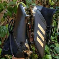 Sepatu Bola Adidas Bot Predator Hight Quality - Gold, 39
