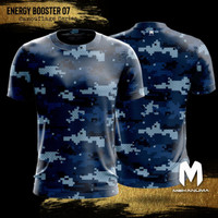 Sport Tee Mekanuma - Camouflage Series Energy Booster 07