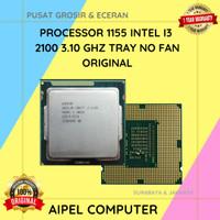 PROCESSOR 1155 INTEL I3 2100 3.10 GHZ TRAY