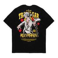 Kaos Pria Kizaru T-Shirt Anime One Piece TRAFALGAR