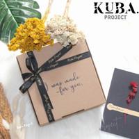 Hampers Hijab / Parcel Ramadhan / Gift Box / Hampers Lebaran Hijab