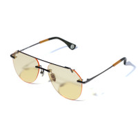 Bape Sunglasses Orange 2 M New Collection