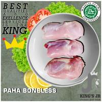 Fillet paha ayam / boneless paha ayam (fresh/frozen)
