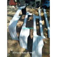 Bodykit nissan grand livina tipe sv xv 2008 2012 baru