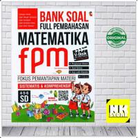 BUKU PELAJARAN SD - BANK SOAL FULL PEMBAHASAN MATEMATIKA SD