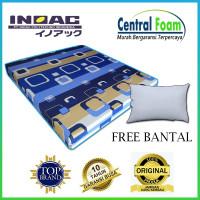 Kasur Busa INOAC Tebal 20cm Central Foam Asli Original