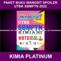 Buku Wangsit 2022 / UTBK SBMPTN 2022 / KIMIA Platinum