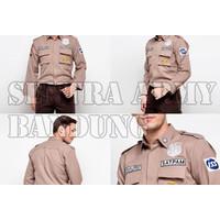 Baju seragam satpam - security terbaru Seragam PDL Security Satpam