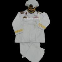 Baju Cilik TNI AL / Baju Seragam Profesi Anak / Baju Cilik TNI AL
