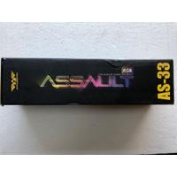 Mousepad Gaming RGB Armageddon Assault AS-33