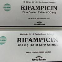 rifampicin 600mg
