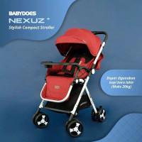 Stroller Kereta Dorong Bayi Babydoes Nexus KL 729 SN Nexuz+