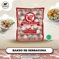 Bakso Sapi Sumber Selera SB SERBAGUNA | All-Purpose Meatballs - SB Serbaguna, 25 pcs