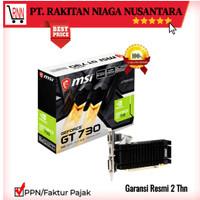 MSI GeForce GT 730 2GB DDR3 - N730K-2GD3H/LPV1 VGA MSI GT 730