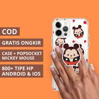 Custom Case Casing Softcase All Type Hp Anime Lucu Unik Premium iPhone