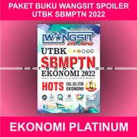Buku Wangsit UTBK SBMPTN 2022 / EKONOMI Platinum
