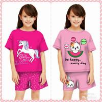 Baju Setelan Anak Perempuan kode 11 / Stelan Anak umur 5-12 tahun