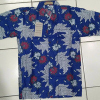 Baju batik Anak laki laki
