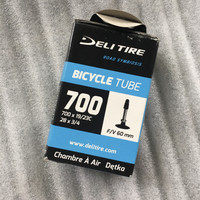 Ban Dalam Sepeda Swallow Deli tire 700 x 19 - 23 c 700C Presta Fv 60mm
