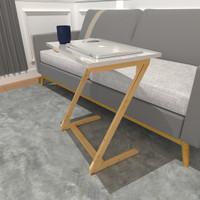 DC - Promo WFH hari ini!!! Side Table 40x60cm - meja kerja