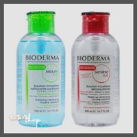 Bioderma Sensibio / Sebium H2O Micellar Wate 100ml / 500ml with Pump