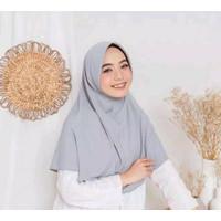 Jilbab Instan Pet Bergo Tali Hijab Jilbab Kerudung Khimar Instan Tali