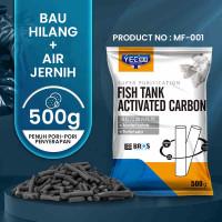 Filter Karbon Aktif / Activated Carbon 500g + Filter Bag