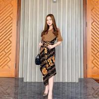 Dress Batik Fashion Pekalongan 1
