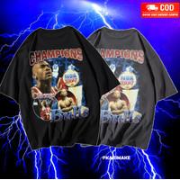 KAOS OVERSIZE T SHIRT Chicago bulls nba champions 1997 - vintage tee