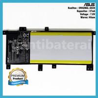 Baterai Asus A455 A455L X455 X455L X455LA X455LD C21N1401 Original