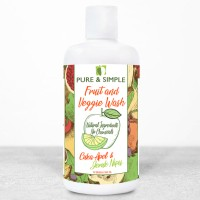 Pure and Simple Fruit and Veggie Wash 500 ML