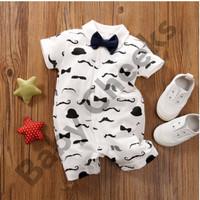 Baby single romper premium pendek baby body suit jumper bayi premium - 59