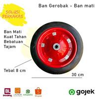 Ban pompa gerobak pasir /sorong wheel barrow bukan artco