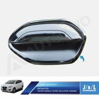 Datsun Go Handle Cover Exclusive Chrome / Aksesoris Datsun