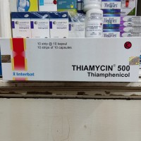 thiamicin 500mg box