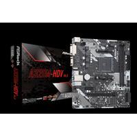 motherboard asrock a320m hdv am4 ddr4 amd