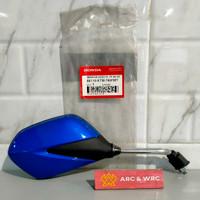Kaca Spion Kanan Biru Honda Supra X 125 FI