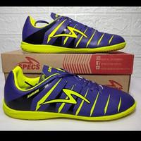Sepatu Futsal Specs Mohawk 19 IN Reflex Blue [400902]