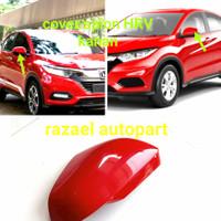 cover spion Honda HRV batok spion Honda HRV warna merah sebelah kanan