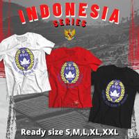 Kaos PSSI Persatuan Sepak Bola Seluruh Indonesia - Baju Atlet Bola