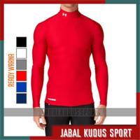 Baju Daleman Kaos Baselayer Manset Olahraga Futsal Bola Gym Unisex