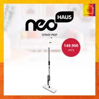 NEOHAUS Spray MOP Alat Sapu Pel 2 in 1 Multifungsi