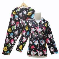 piyama baju tidur dewasa PP motif karakter kartun lucu - sanrio PP, All Size