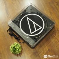Audio Technica AT-LP60 BT - Bluetooth Turntable - Zeal Musik Jogja